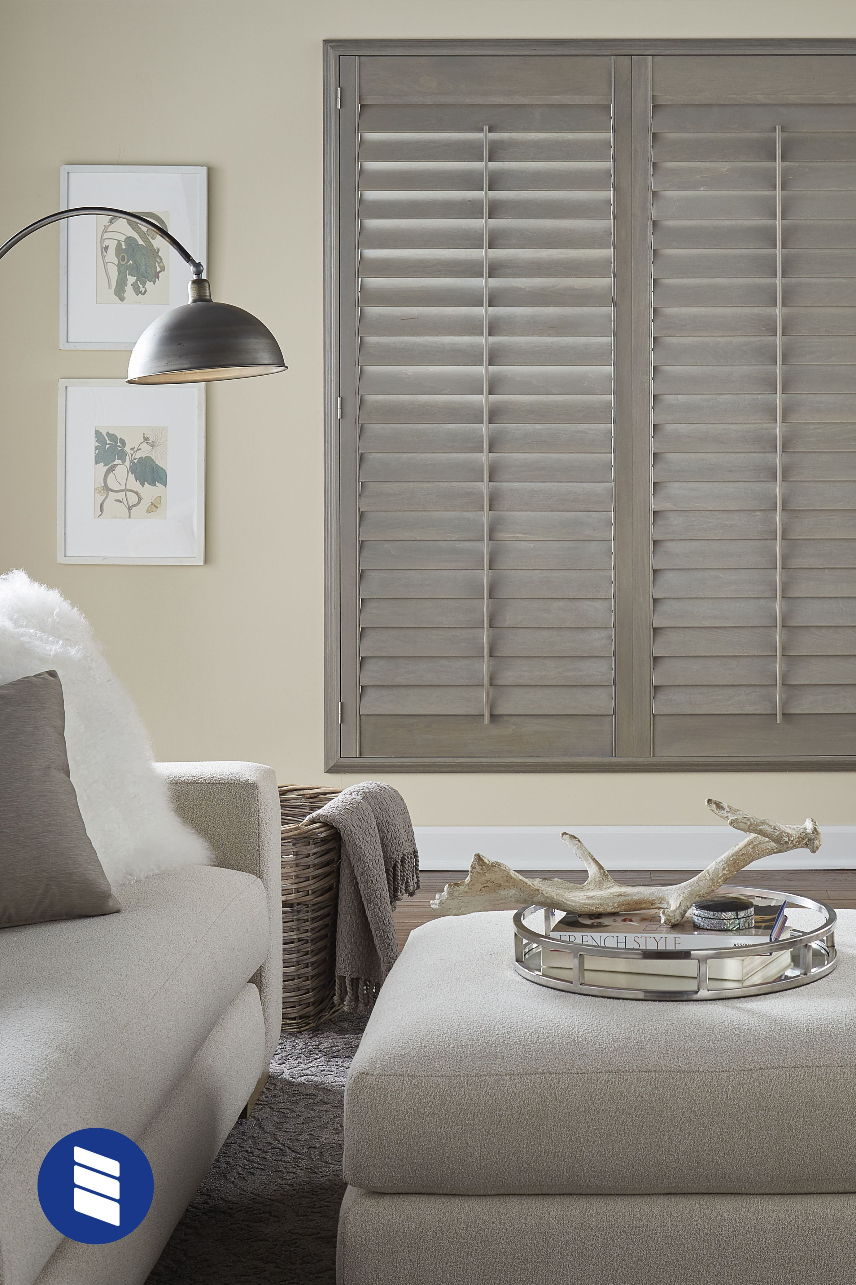 Achieve A Classic Picturesque Look With Signature Wood Shutters