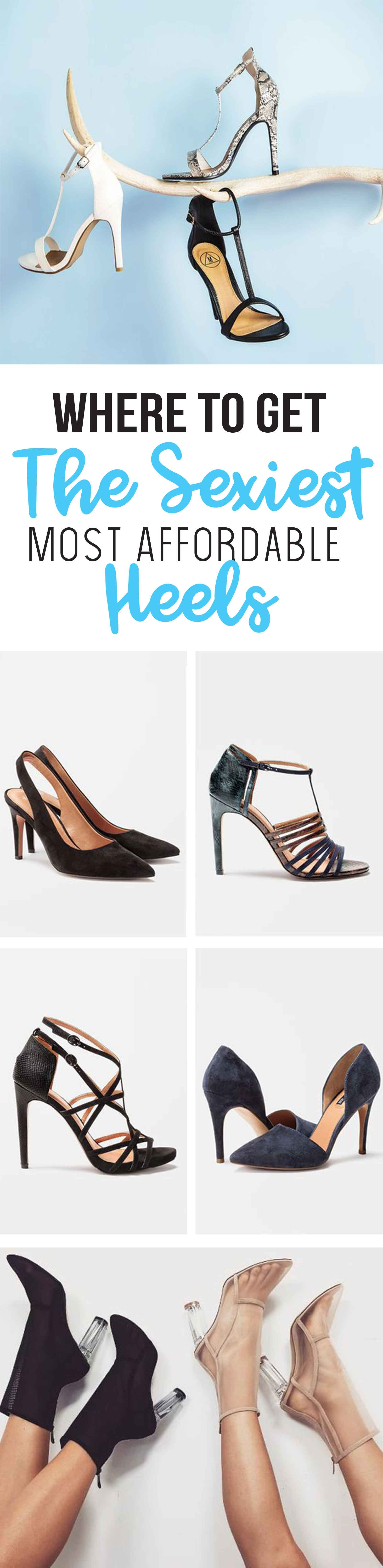 Where To Find Cheap Heels
