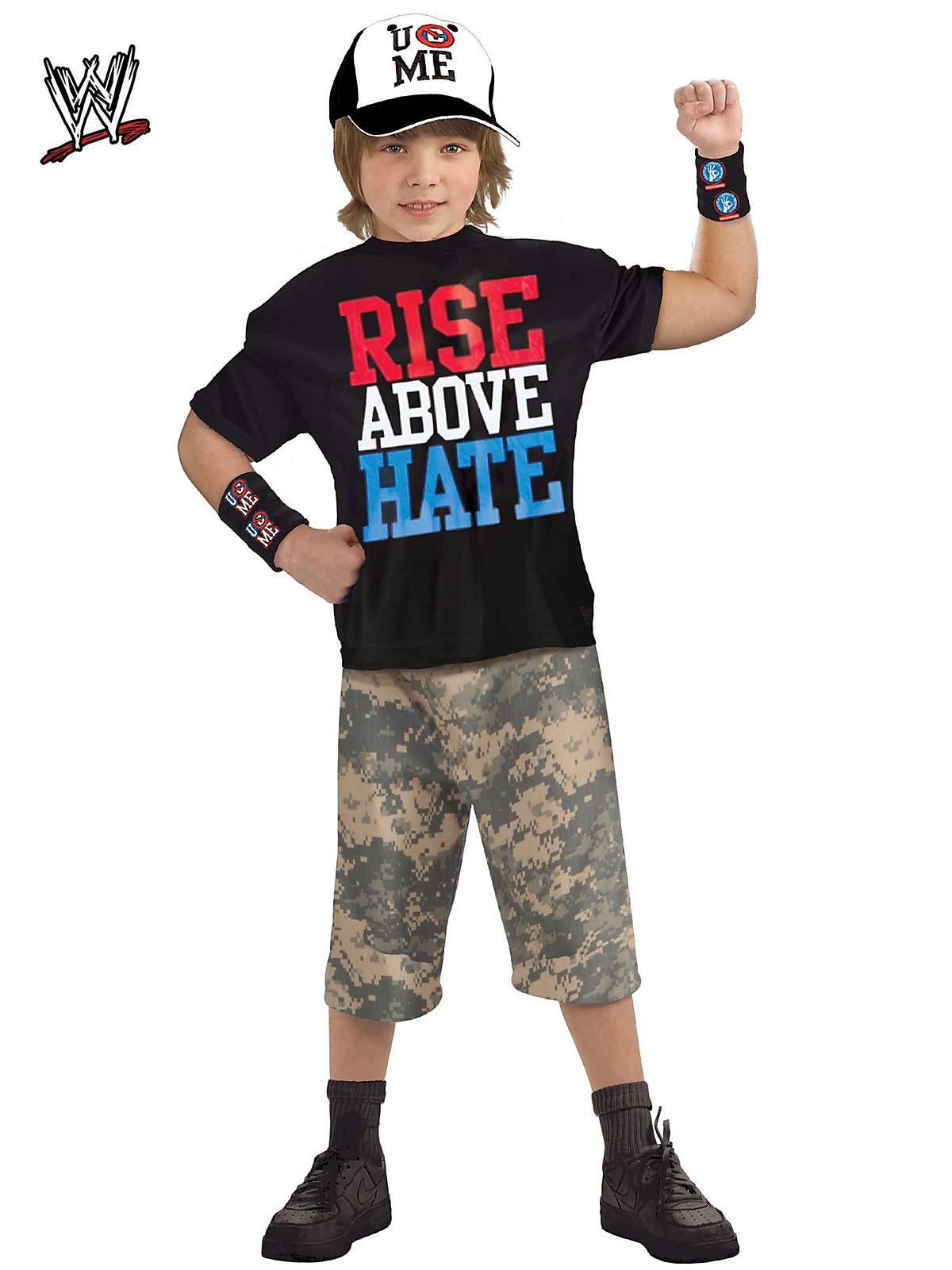 WWE John Cena Boys Classic Muscle Chest Costume | John cena ...