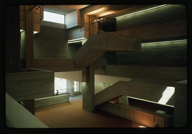 Interior of Orange County Government Center | Blog ...