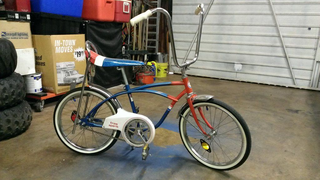 the best Sears & Roebuck Bike ever Surf, sand and cars