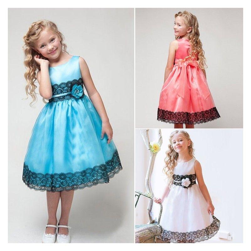 Modelos de encajes para vestidos