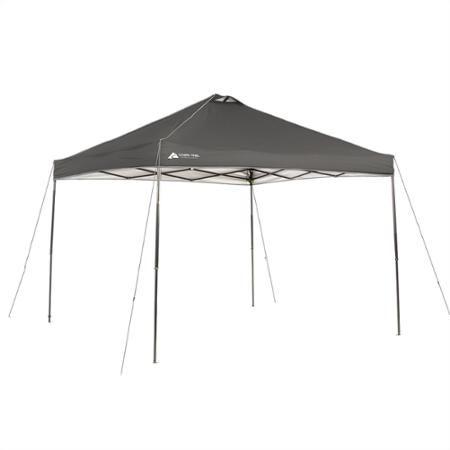 Ozark Trail x Instant Canopy Dark Grey / Gazebo Shelter sq.  sc 1 st  Pinterest & $89.00 FREE shipping Ozark Trail 10u0027 x 10u0027 x 112