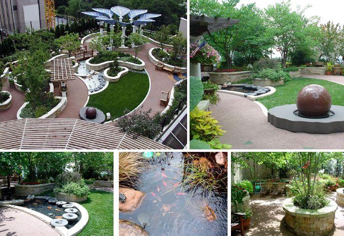 olson family garden