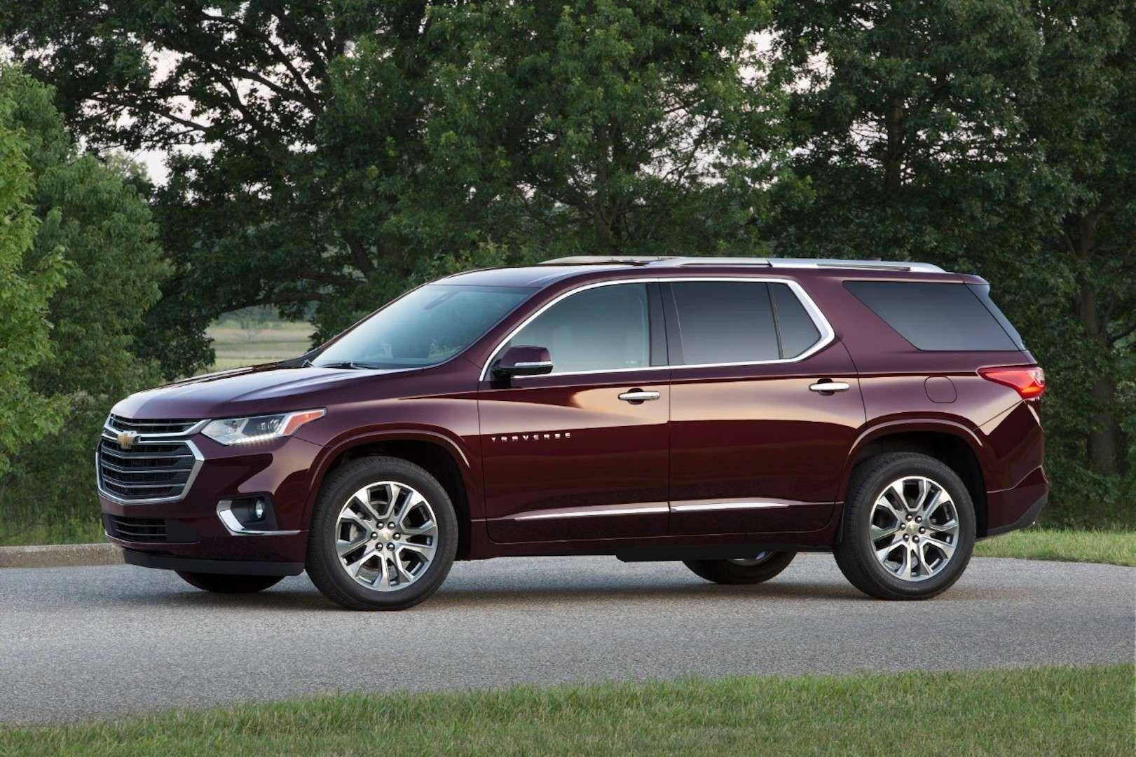 Chevy Traverse Mpg >> 2019 Chevrolet Traverse Mpg Redesign And Price Car 2018