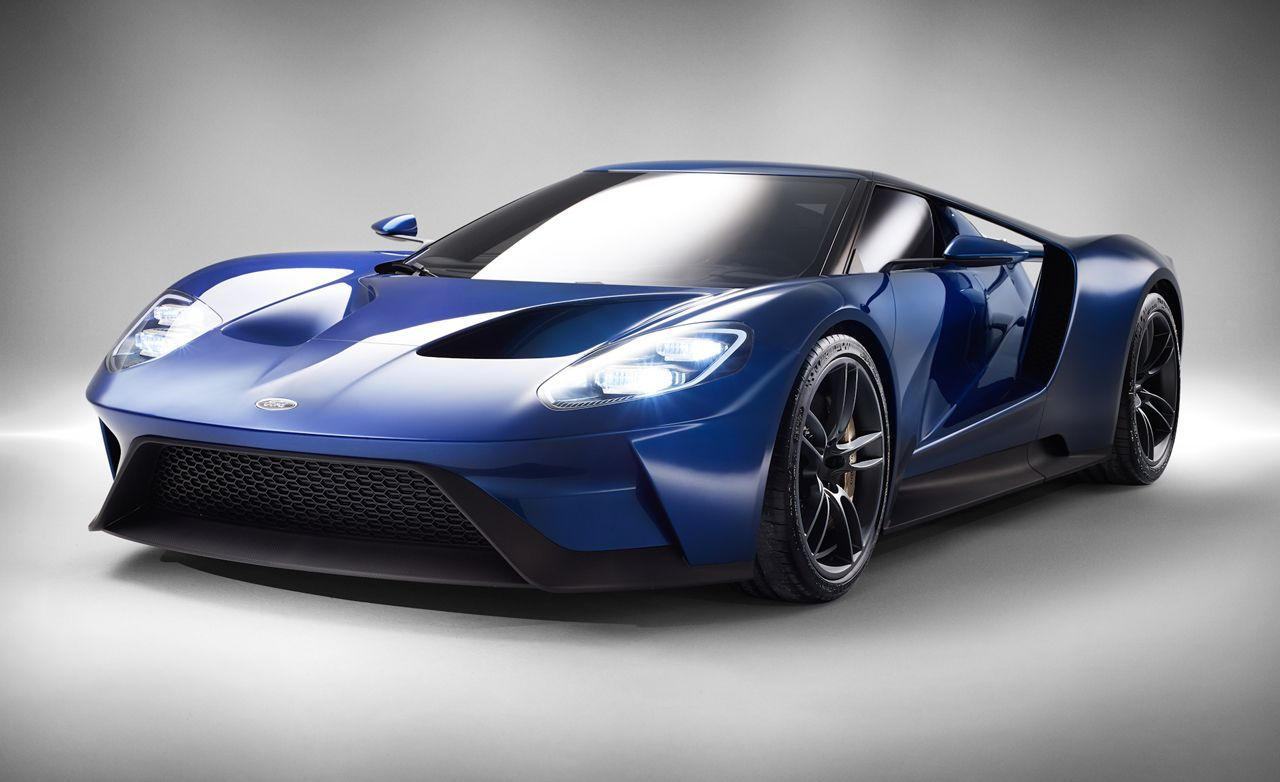 2017 Ford Gt The Blue Oval Supercar Returns Ford S Most Expensive