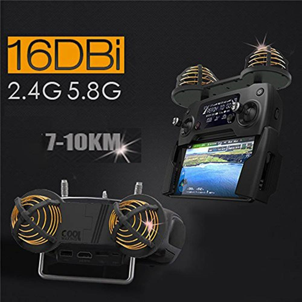 2.4G 8DB Signal Amplifier Range Antenna Extender for DJI Mavic Mini Pro Air