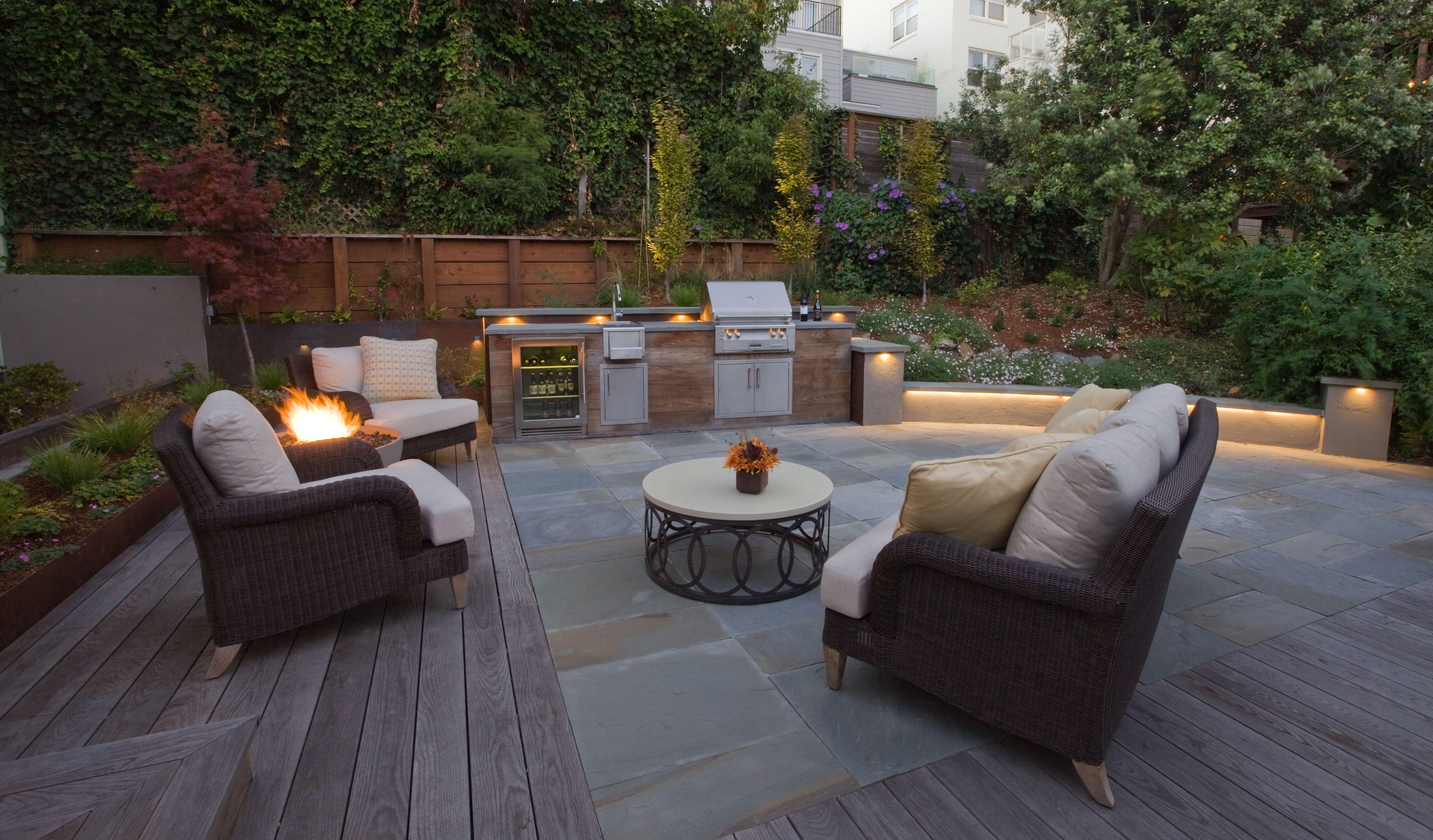 Hardwood table tops custom designed by solus courtyard