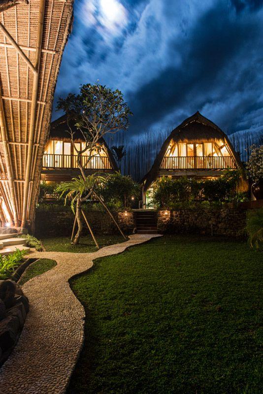 Sandat Glamping Bali Indonesia | Jungle resort