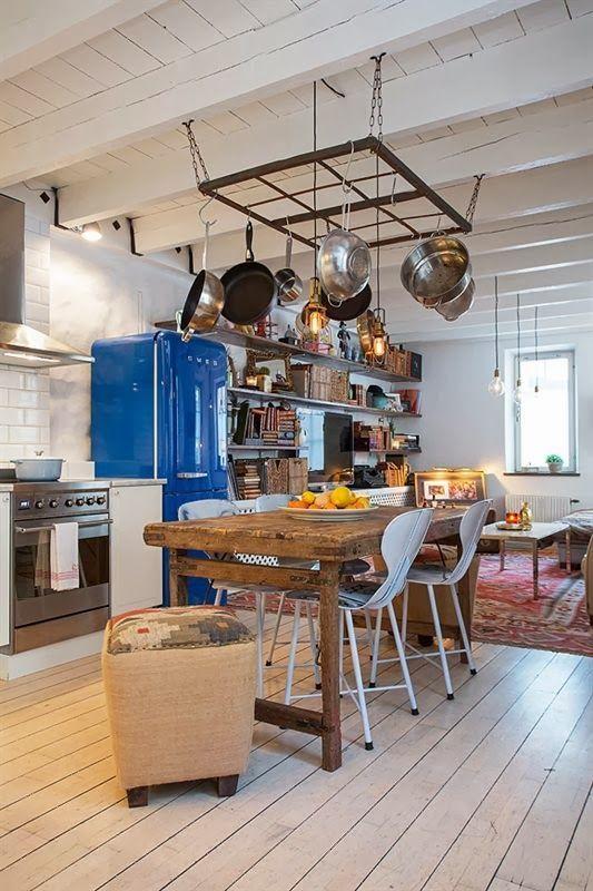 Eclectisch Interieur Keuken | Eclectic Style | Pinterest | Schöne Küchen,  Haus Und Beautiful