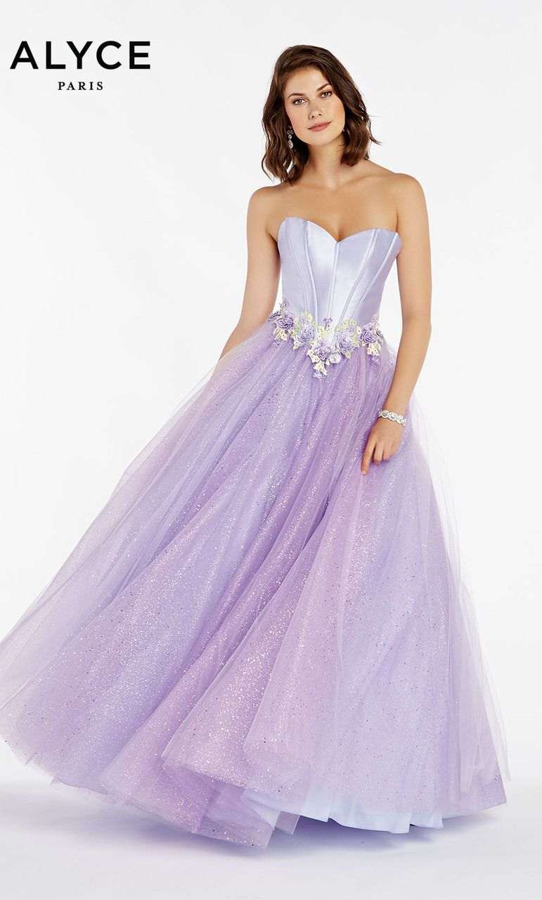 55f0bbfd2e3 Prom Dress Style 60363 in 2019