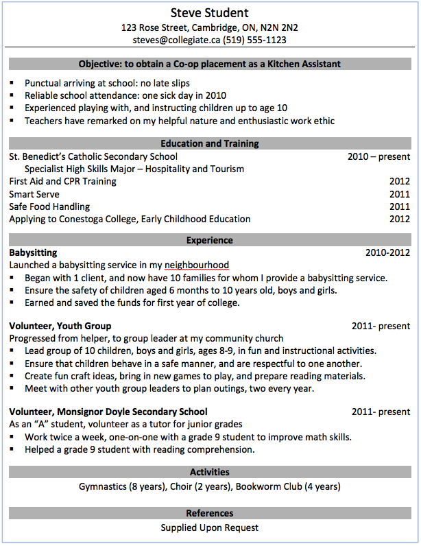 Sample Kitchen Assistant Resume Examples Resume Cv Resume Examples Resume Cv Resume