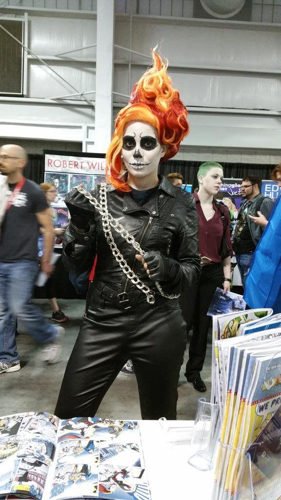 Travis M. Holyfield on Superhero halloween costumes