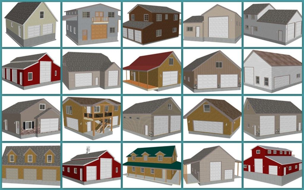 40X60ShopwithLivingQuartersFloorPlans – Garage Plans And Prices