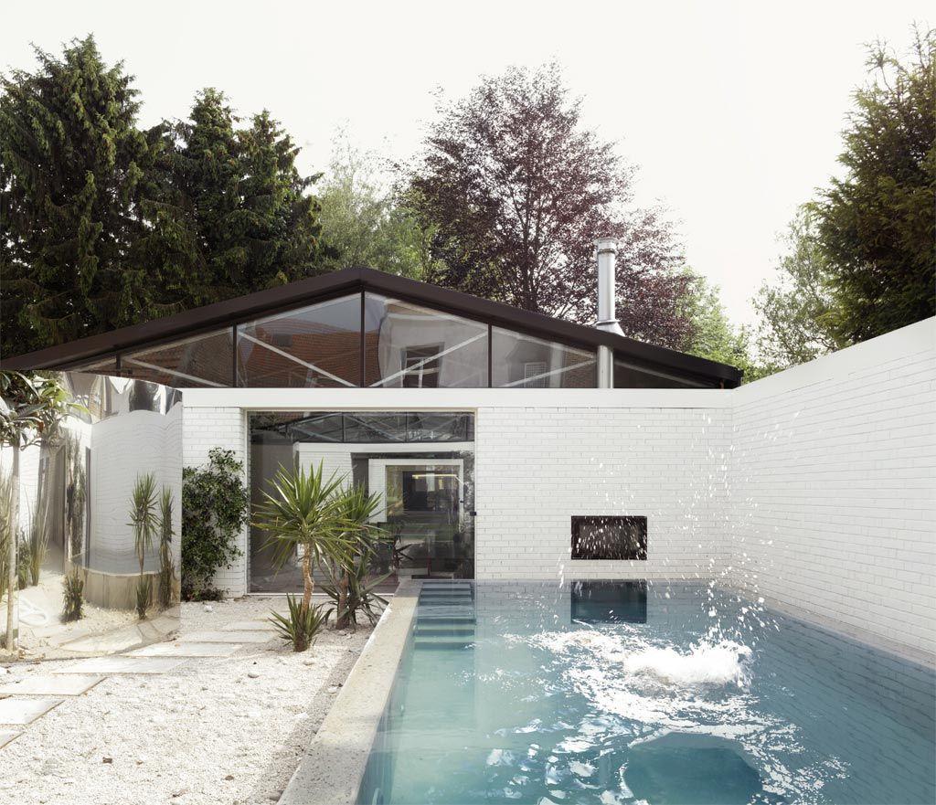 laureaat architectuur eengezinswoningen – Weekend House | A+