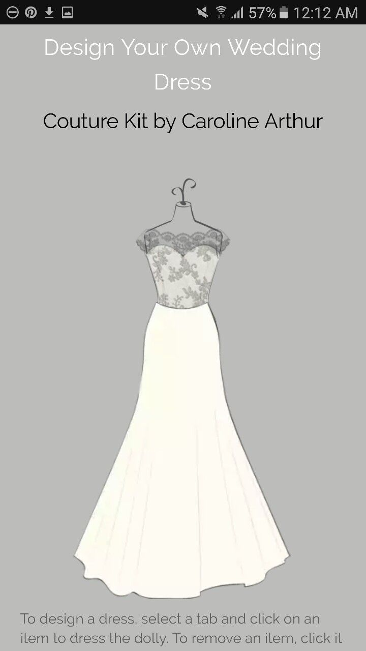 Design your own wedding dress near me  Pin by Christel Gho on Wedding dresses  Pinterest