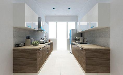kitchen interior design parallel 39 ideas parallel kitchen design modern kitchen design on kitchen interior parallel id=75332