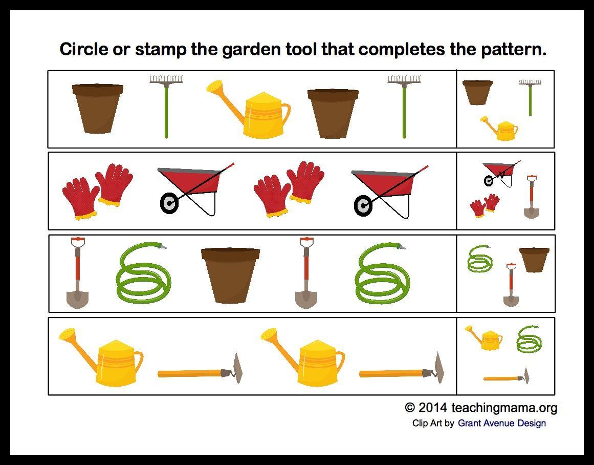 Preschool Alphabet Packet Dengan Gambar