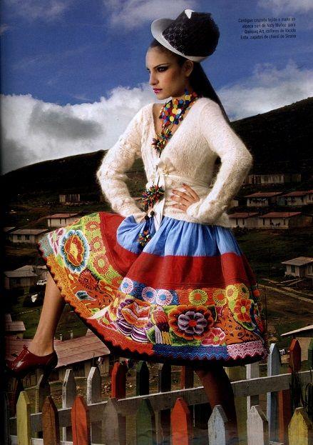 Equador fashion