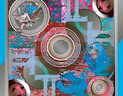 "Check out new work on my @Behance portfolio: ""Greek Silk Scarf"" http://be.net/gallery/41272739/Greek-Silk-Scarf"