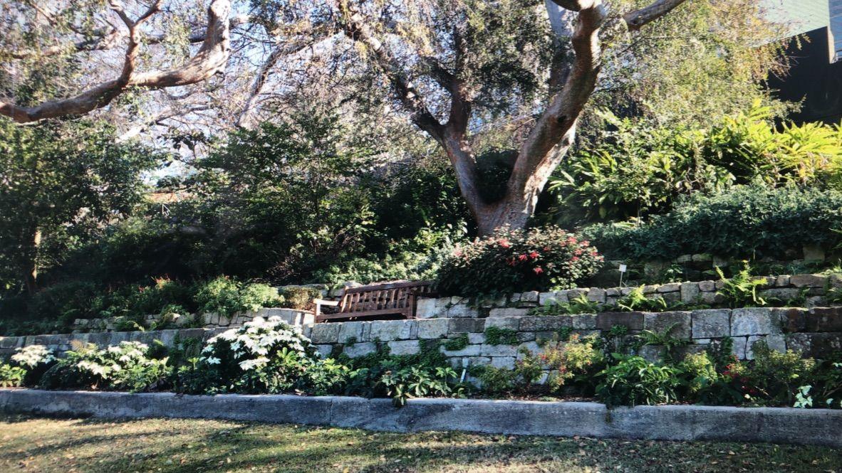 Terrace Royal Botanic Gardens