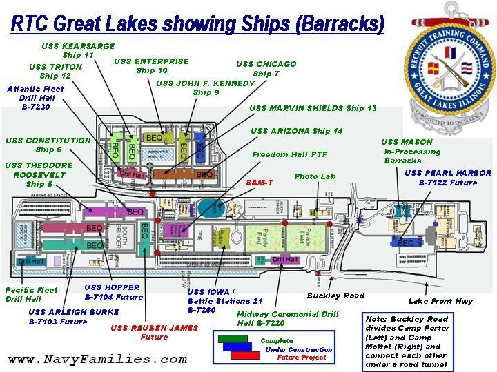 Great Lakes Naval Base Map Image result for great lakes naval base building map | Navy  Great Lakes Naval Base Map
