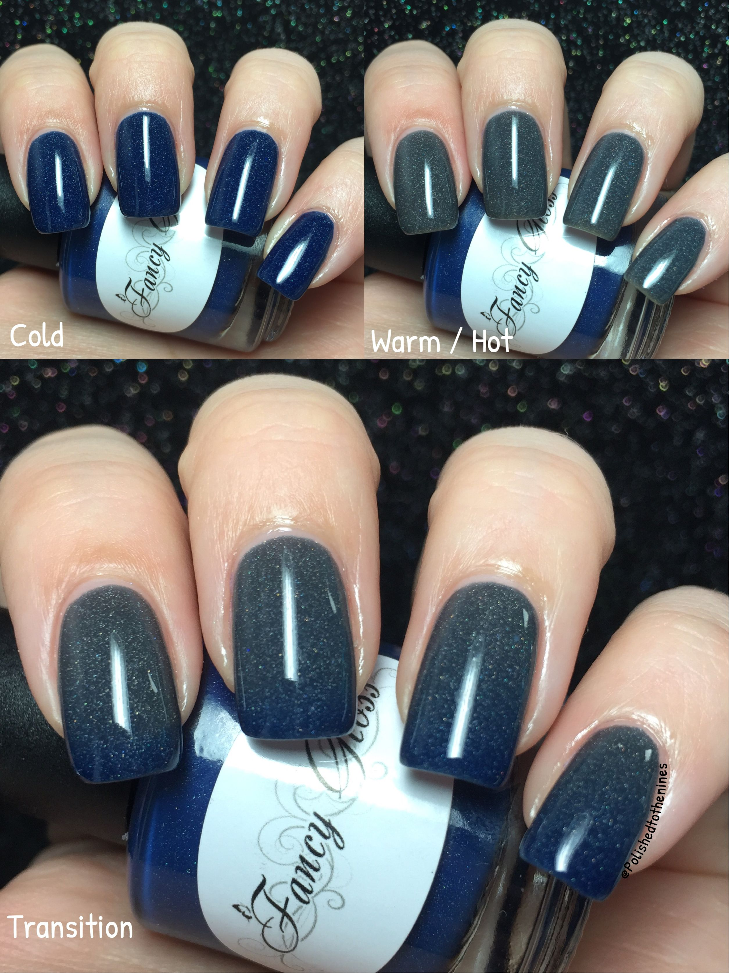 Fancy Gloss Dark Knight Thermal Polish