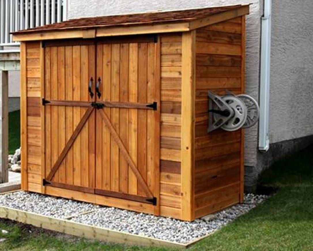 14 creative diy garden tool storage ideas outdoor tool