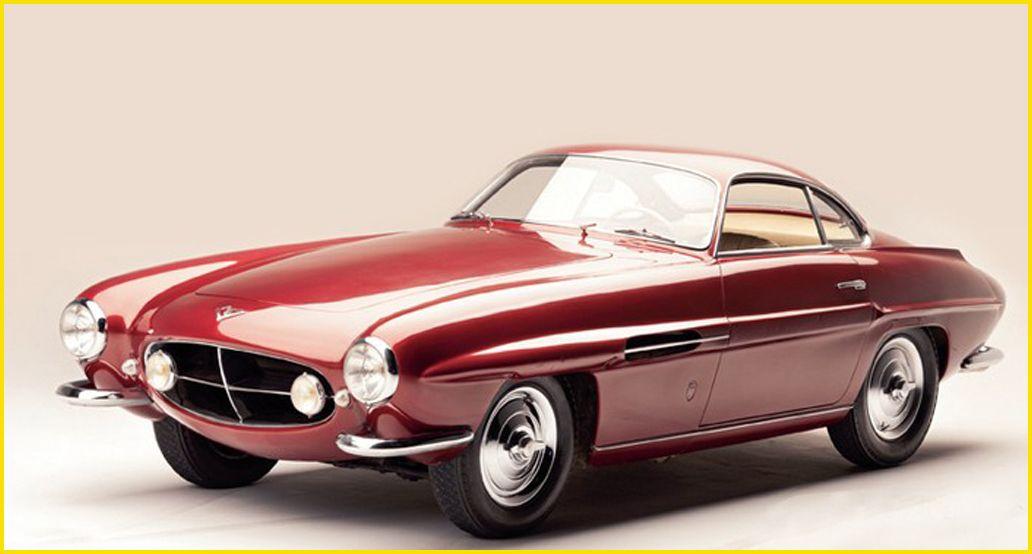 Fiat 8V, Supersonic in 1953! Ferrari, Car guys, Classic