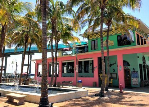 Nervous Nellies Fort Myers Beach Restaurants