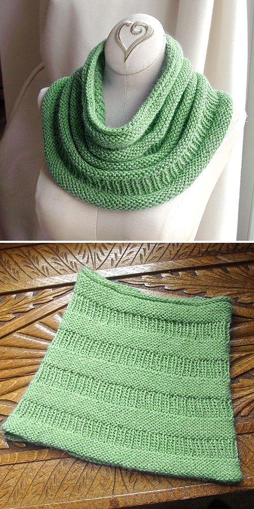 Copycat Cowl - Free Pattern #scarves