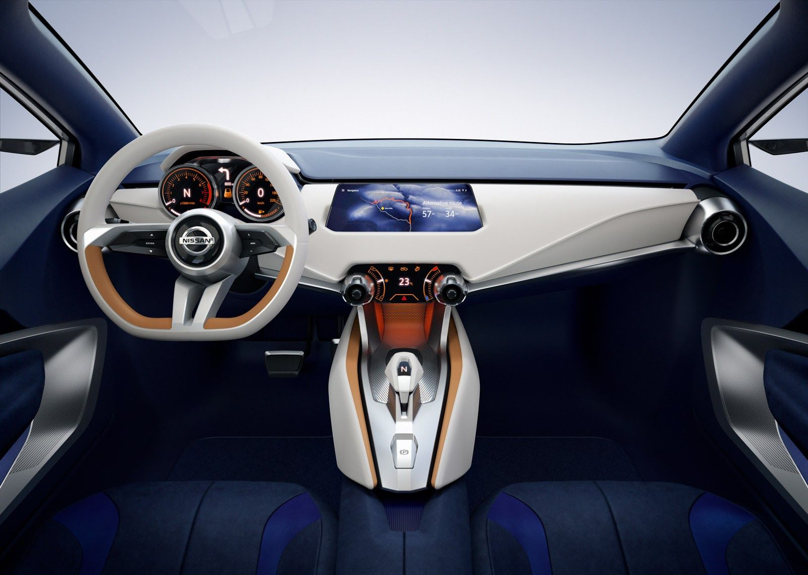 Nissan Sway Concept Points To An Interesting Future For Micra