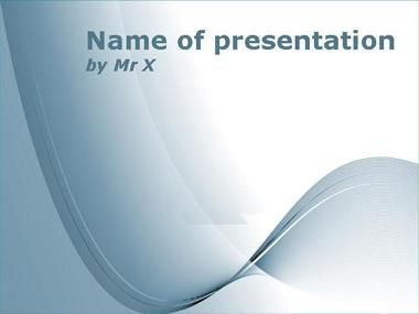 Blue curves on blankboard powerpoint template powerpoint blue curves on blankboard powerpoint template toneelgroepblik Gallery