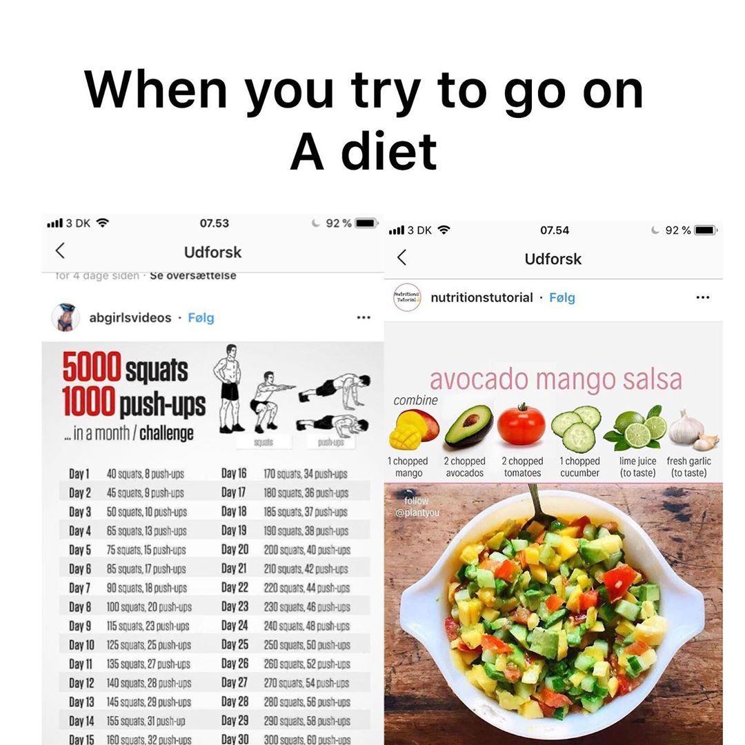 Always • • • • • • • #relatable #meme #diet #dietfood #girlmemes #fitness
