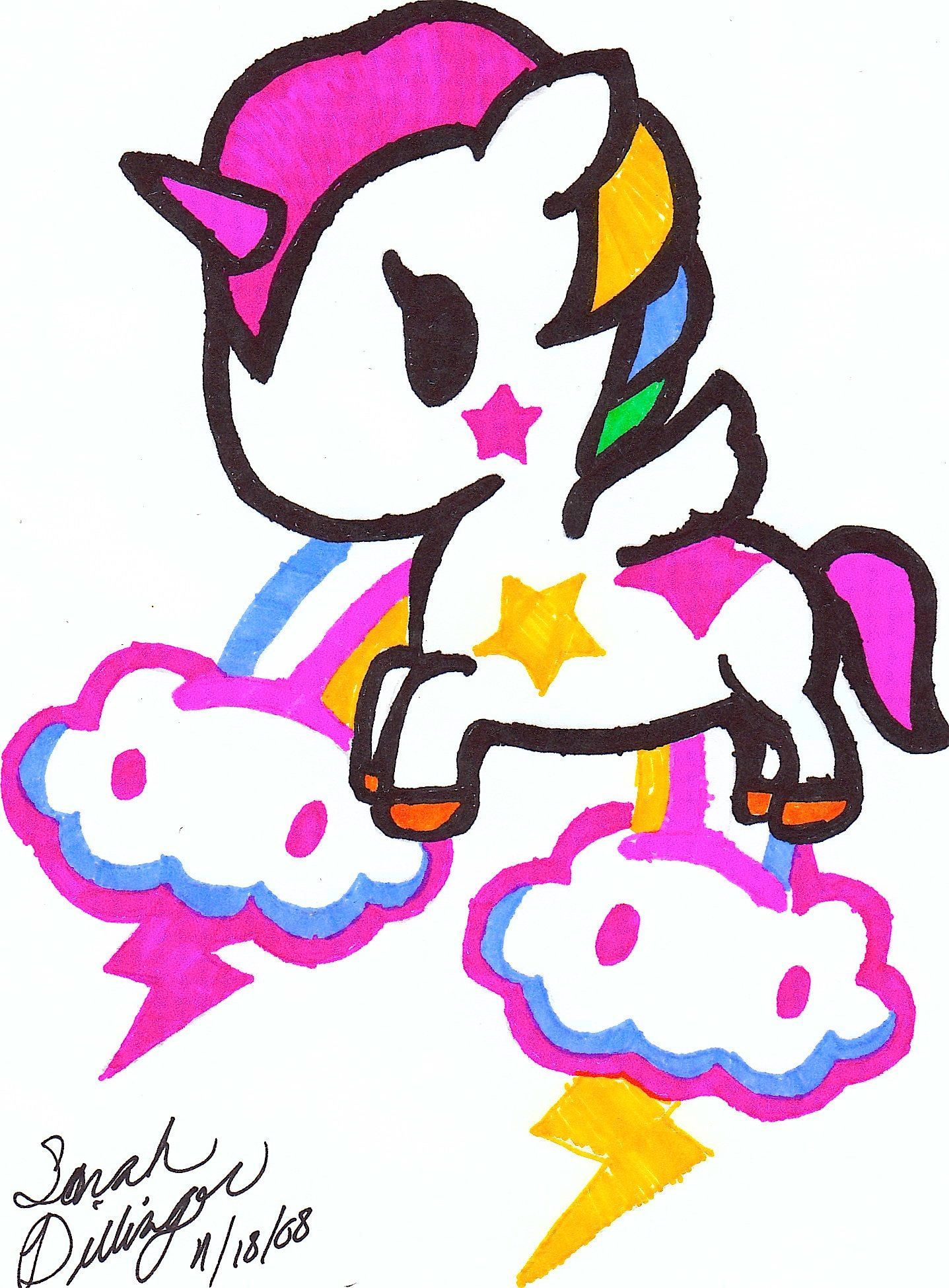 tokidoki unicorno - Google Search | Kawaii in 2019 | Cute characters ...