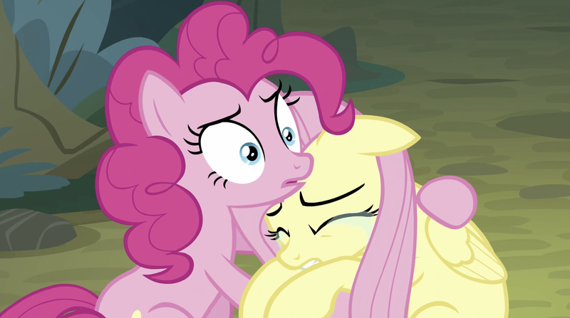 Mlp dating sim fluttershy crying