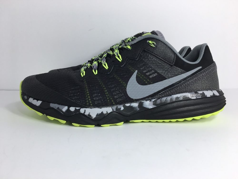24295465b02d Nike Men s Dual Fusion Trail 2 Running Shoes 819146 001 Size 8.5 US   EU 42