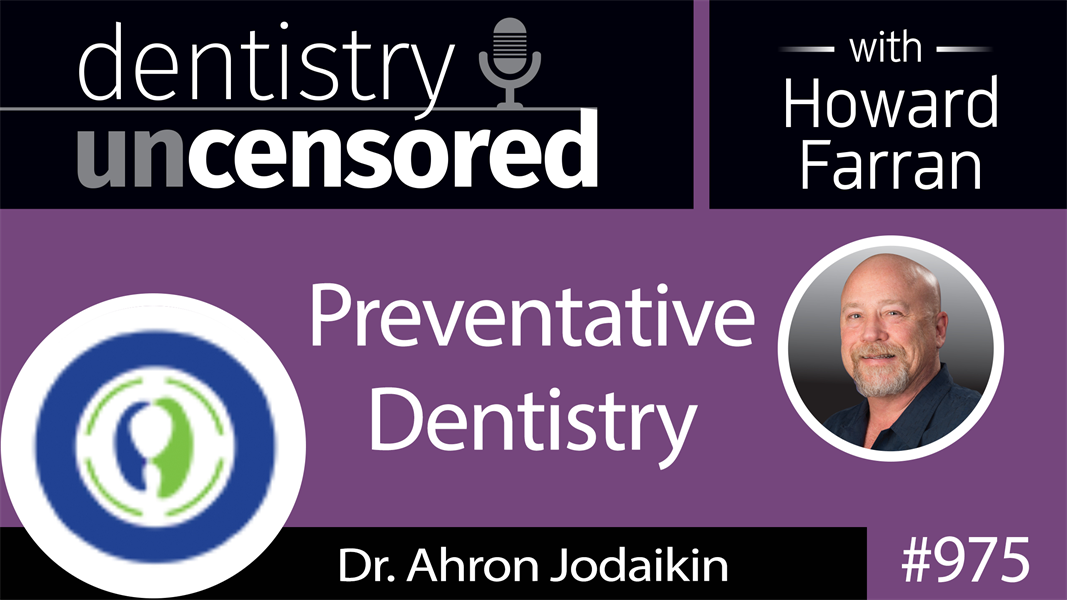 Dr Ahron Jodaikin Is An Expert In The Fields Of Tooth Structure Dental Materials And Tooth Restoration Interfaces Dentistry Dentaltown Dental
