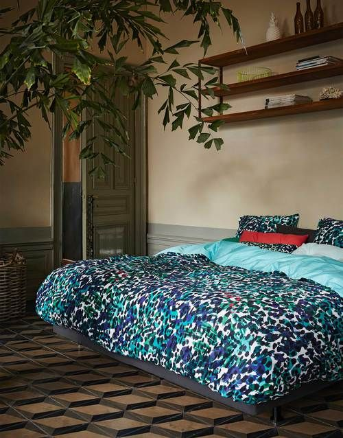 essenza home essenza bedroom pinterest bettw sche blau und wandfarbe. Black Bedroom Furniture Sets. Home Design Ideas