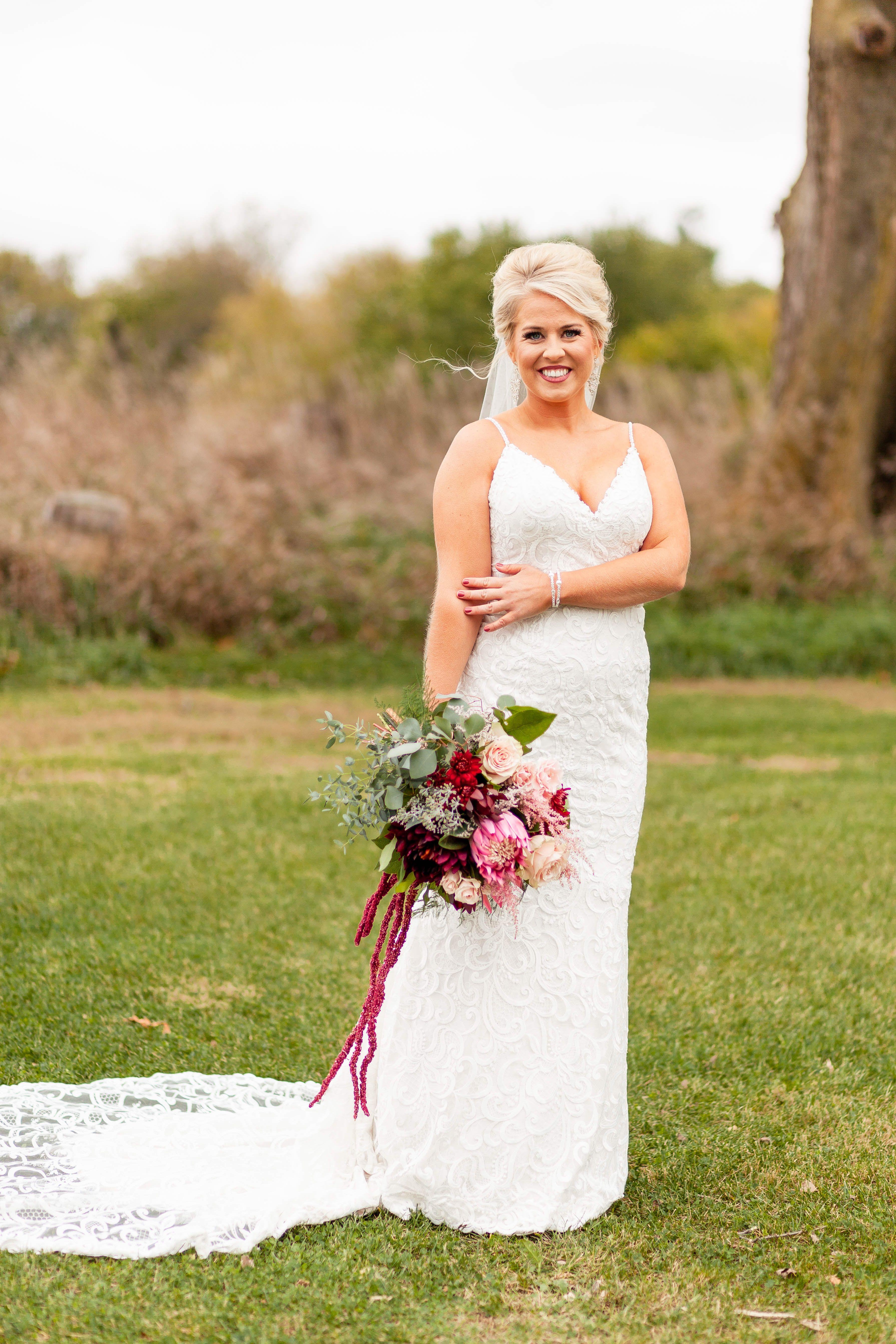 beautiful bridal photos-professional bridal makeup