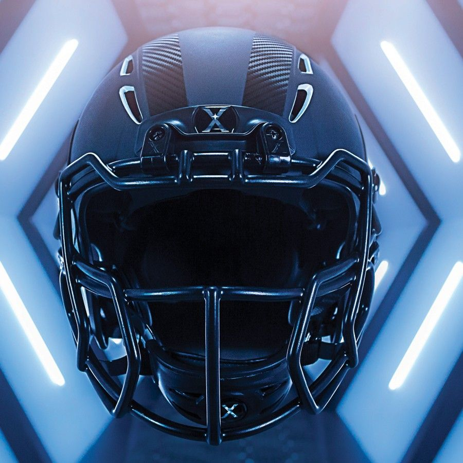 Xenith EPIC New Innovation In Football Helmets Football