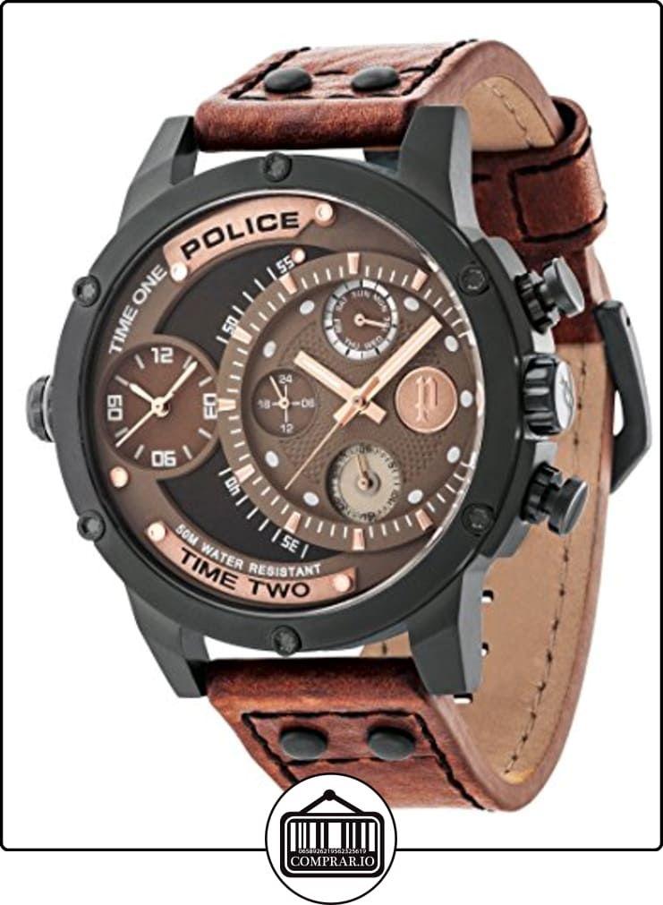 Police 14536JSB/12A de  ✿ Relojes para hombre - (Gama media/alta) ✿