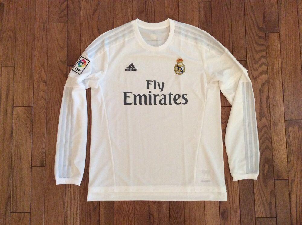 timeless design ff275 1f3d2 eBay #Sponsored adidas Cristiano Ronaldo Real Madrid Long ...
