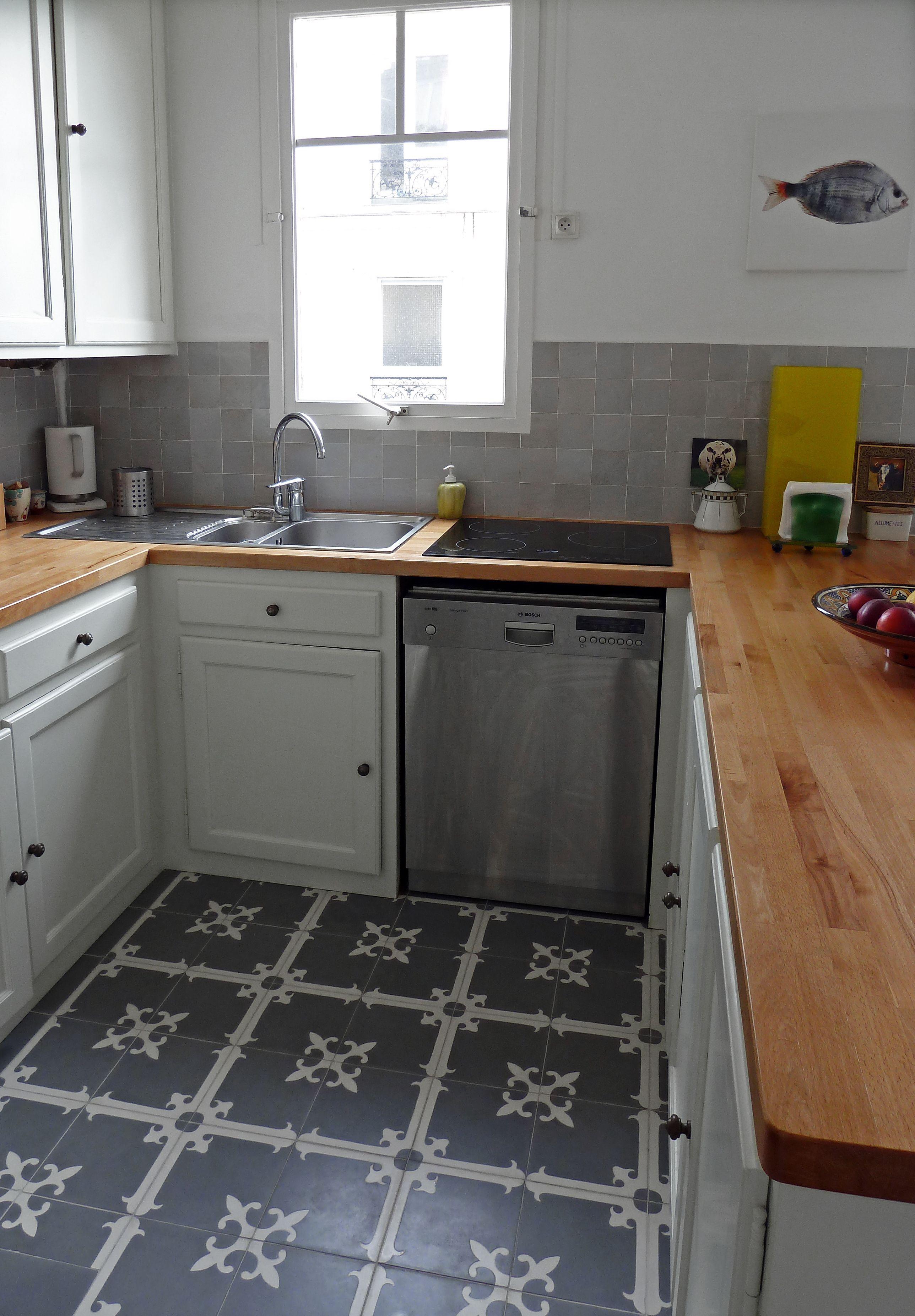 zementfliesen küche bilder | casa 1 zementfliesen