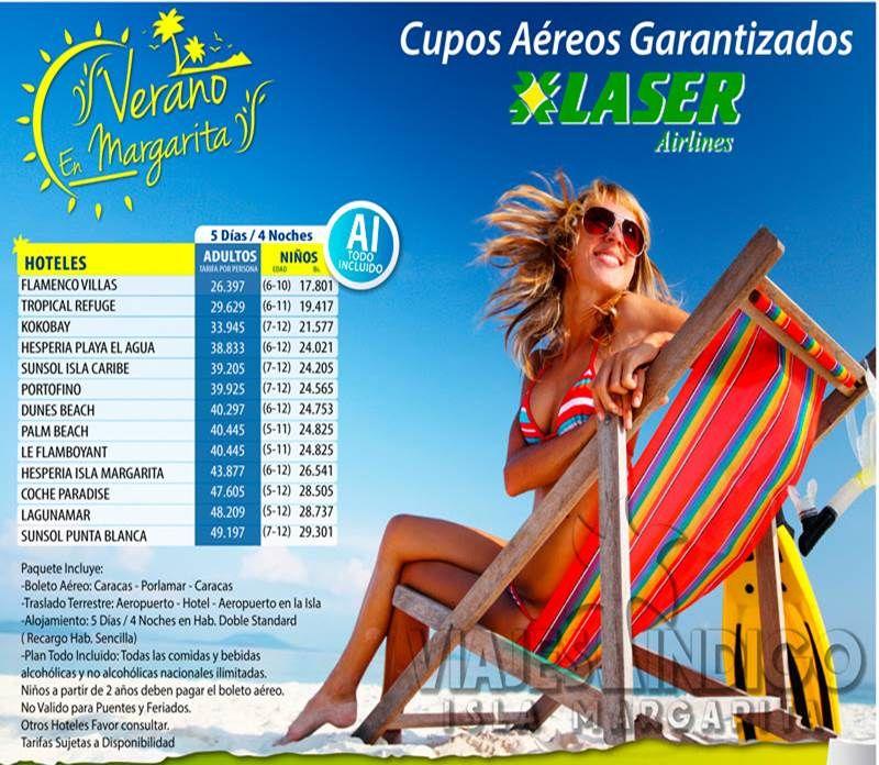 Disfruta tus Vacaciones en la Isla de Margarita... Salidas desde CARACAS Bloqueos del 15 al 20 de septiembre y del 25 al 27 de septiembre. Reserva Ya! Contactanos TXT 04147548259 / 04269718741