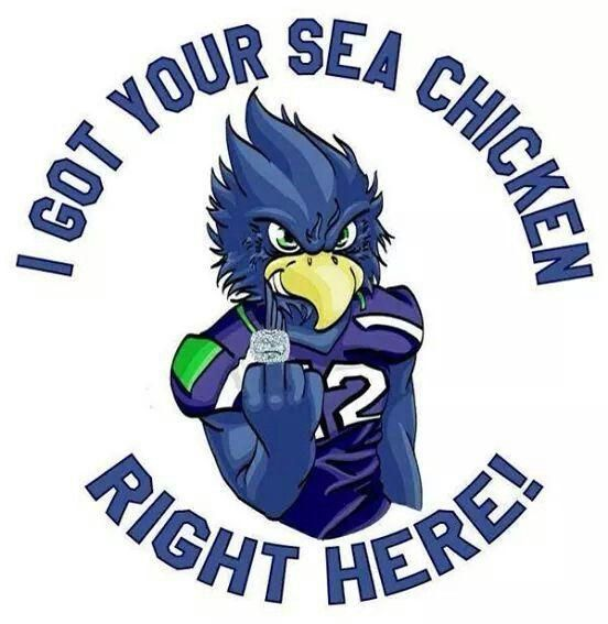 Seattle Seahawks Custom Sport Flag