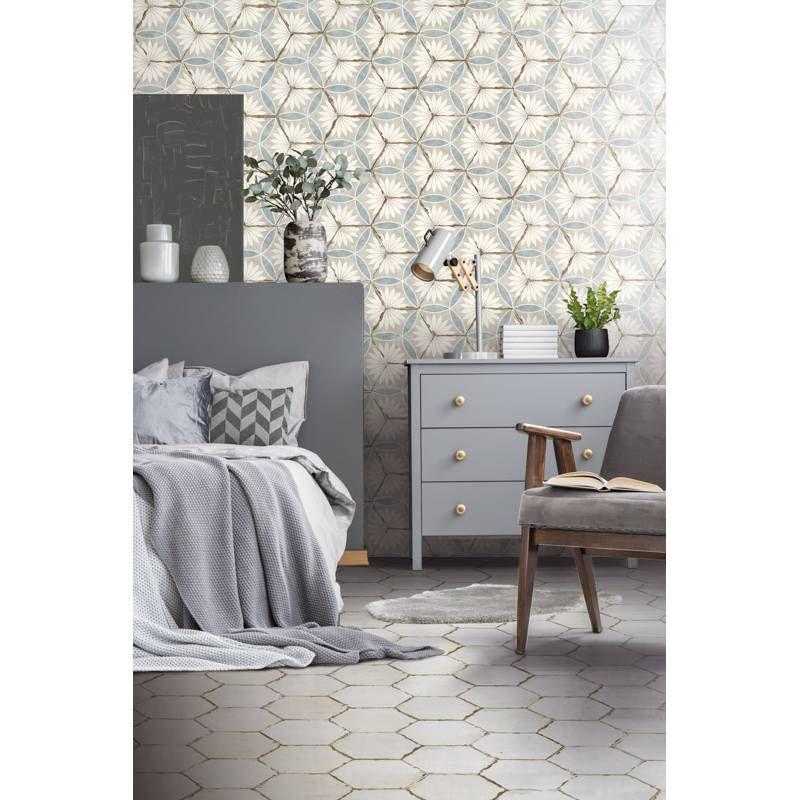 Carrelage Hexagonal Retro Imitation Carreau De Ciment Bo8506002