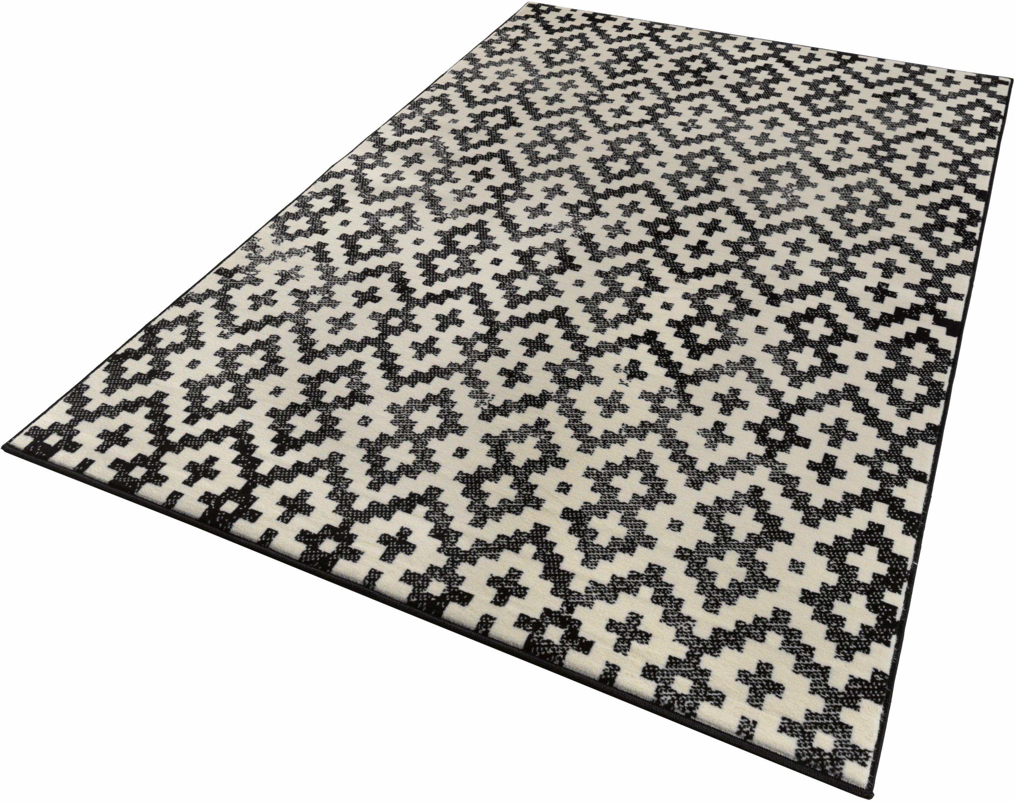 Best Teppich »Duo« Grau B L 140X200Cm 9Mm 400 x 300