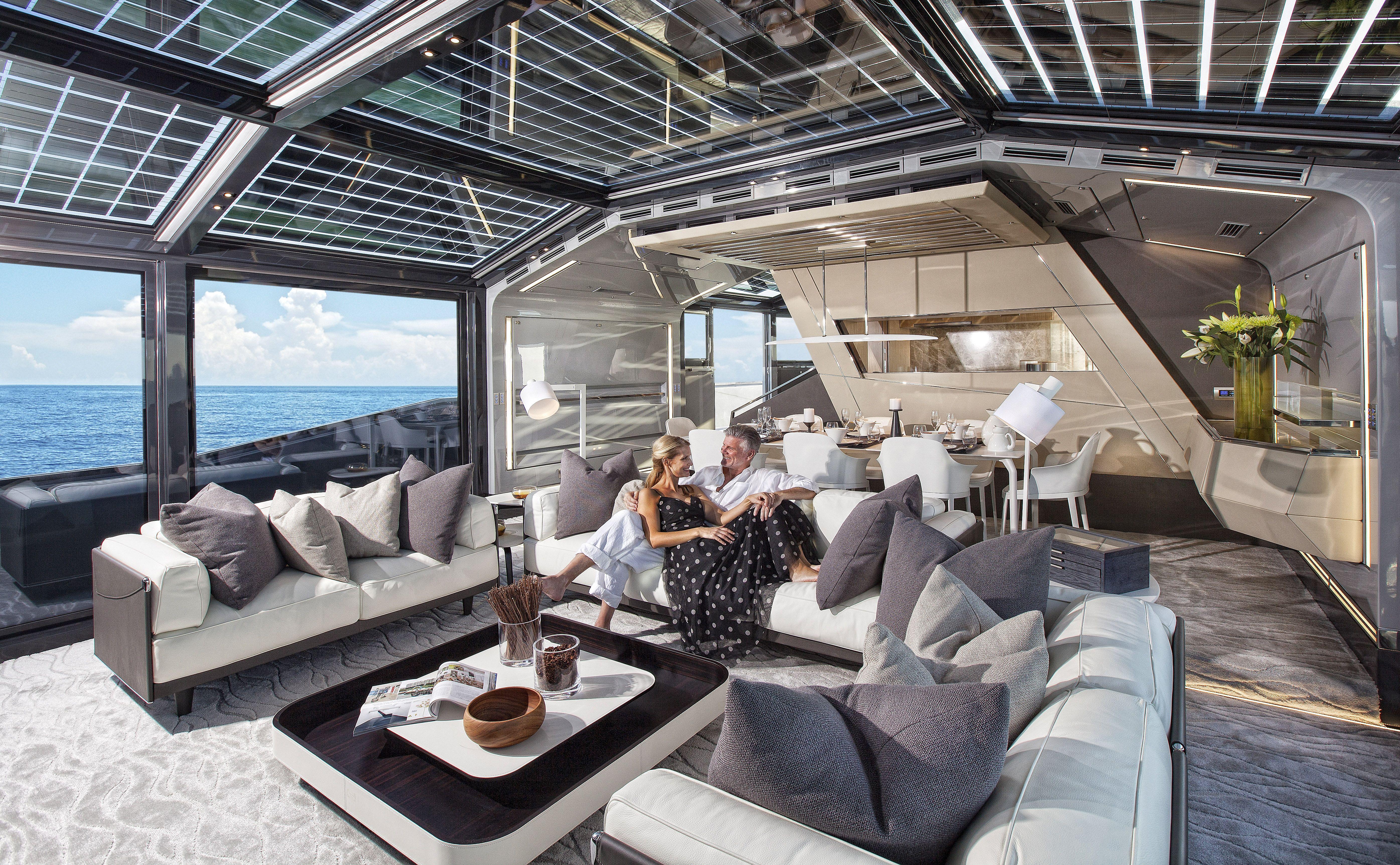 Arcadia 105 Yacht Rj With Images Yacht Design Yacht Interior
