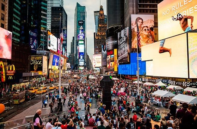 15 things not to do in new york city geography tidbits pinterest rh pinterest com things to do in times square on a budget